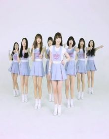 655-let's dance- oh my girl cupid
